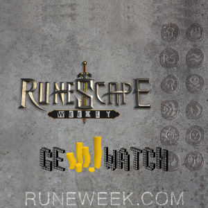 Runescape Weekly GE Watch for 8/25/2013
