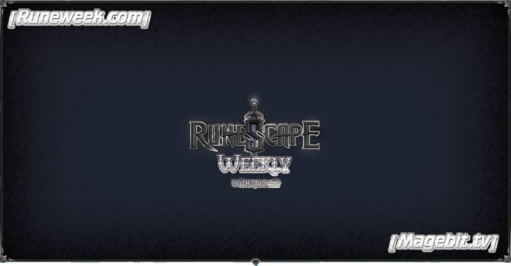 Runescape Weekly Mega Show 2014 [July, Aug, Sept, Oct]